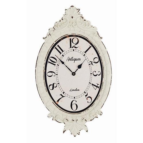 Trova il Tempo - Orologio ovale Antiques cm.61 h