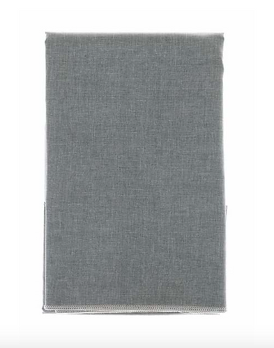 Tinta unita - Tovaglia cerata 140x240 grigia