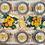 Thumbnail: Fidelio - Sottopiatto rattan