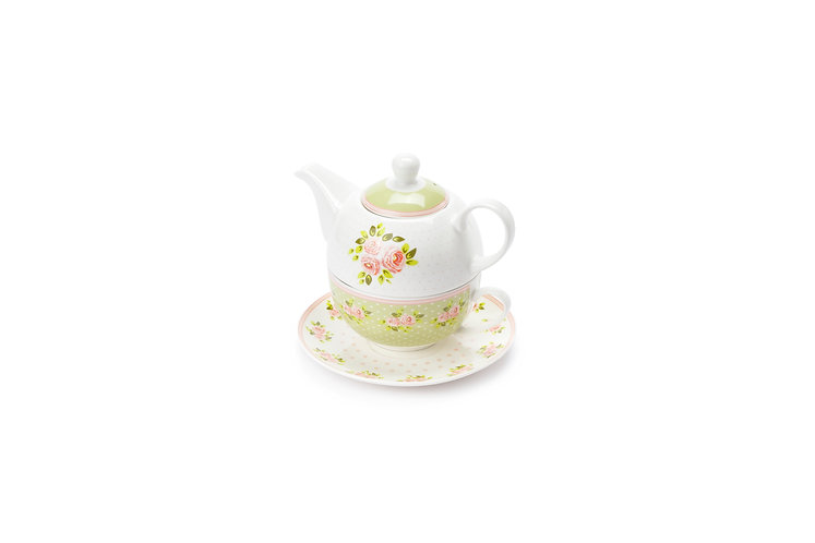 Margaret - Tea for one porcellana