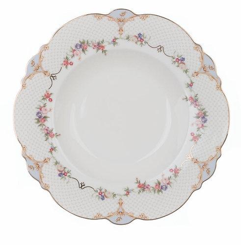 Porto Venere - Servizio 18 piatti porcellana (6 posti tavola)