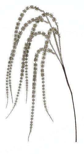 Velvet Glitter - Ramage oro pendente glitterato 92h