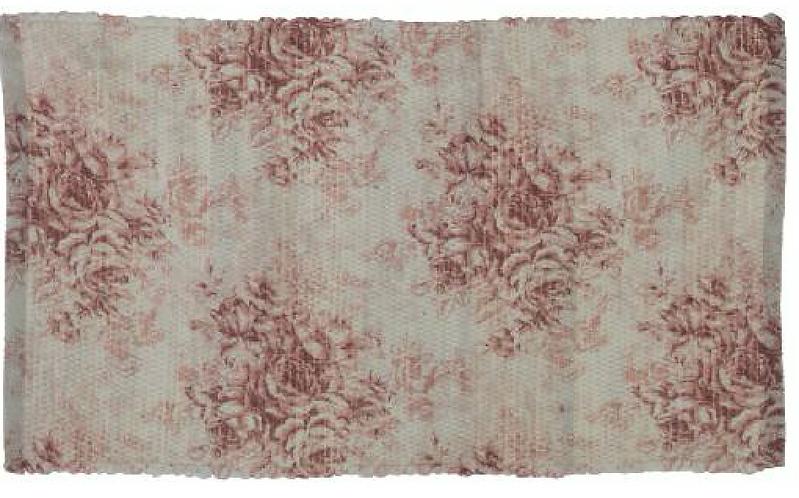Tournèe - Tappeto 45x75 rosa