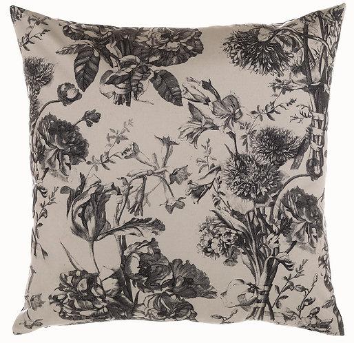 Floral - Cuscino ramage 45x45