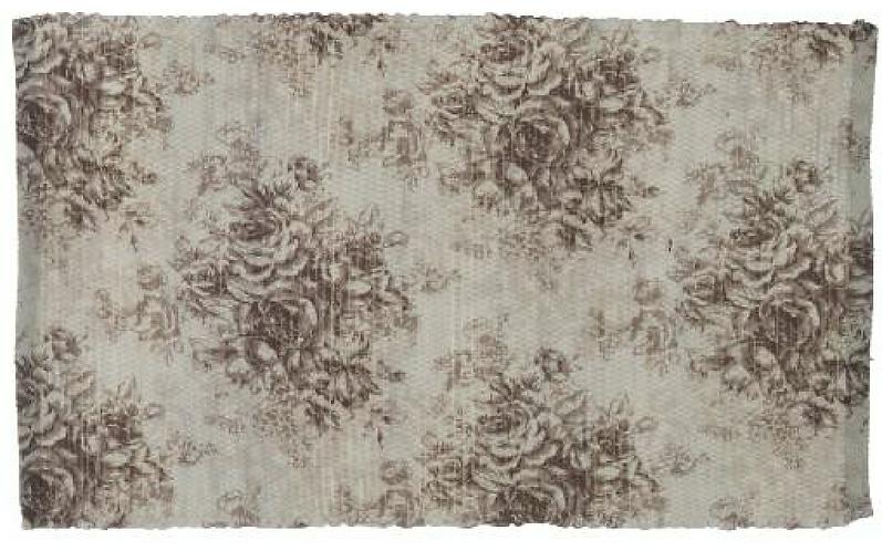 Tournèe - Tappeto 45x75 grigio
