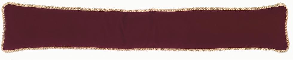 Happy Holidays - Paraspifferi velluto rosso 80x14
