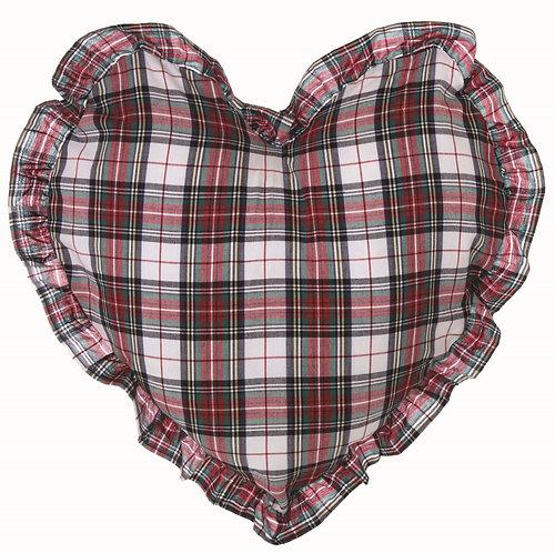 Buona Fortuna - Cuscino cuore 60x60