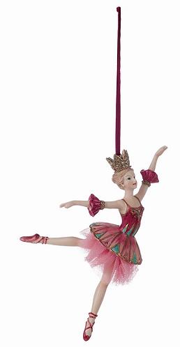 Il Sogno di Clara - Ballerina arabesque 17,5h.