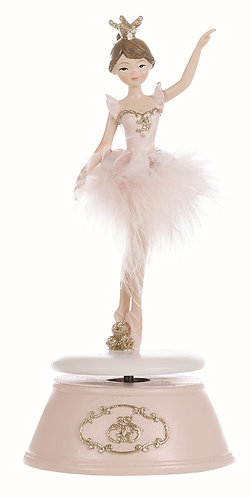 Ballerina - Carillon 21h.