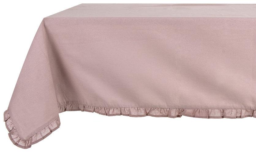 Infinity - Tovaglia rettangolare 150x200 rosa