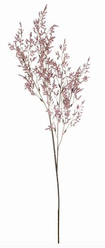 Garden Flowers - Ramage rosa