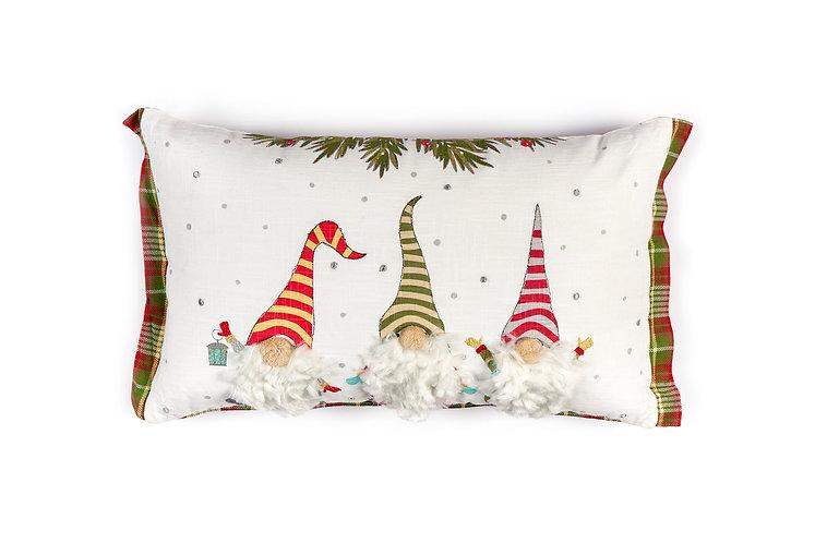 Christmas - Cuscino Gnomi 30x50