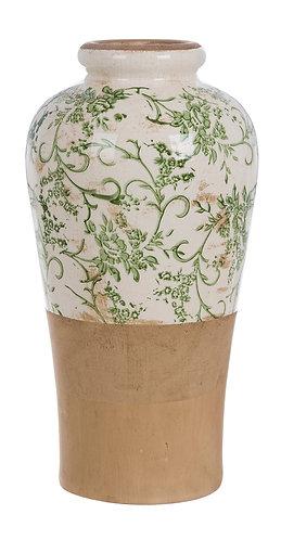 Kreisleriana - Vaso ramage verde 36,5h