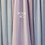 Thumbnail: Eterna - Tenda con gale rosa 150x290