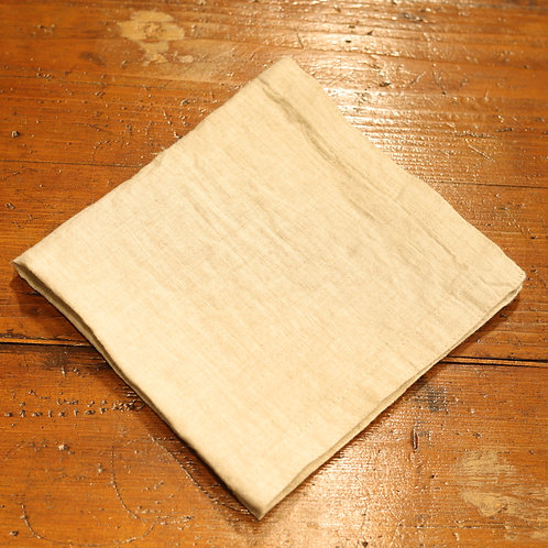 Pan di Lino - Tovagliolo color argilla 40x40