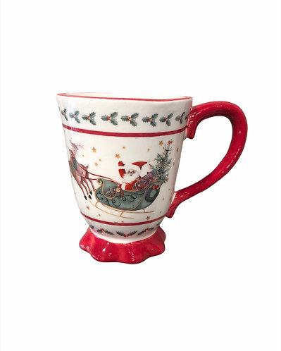 Noel - Mug con slitta