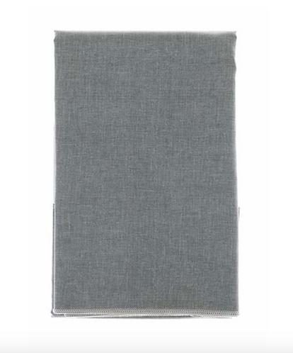 Tinta unita - Runner cerato 45x150 grigio