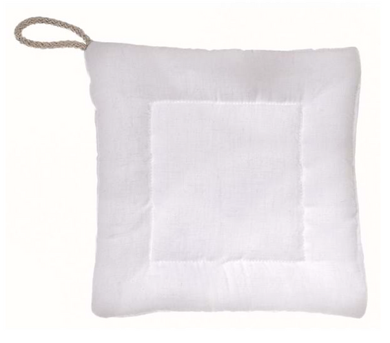 Washed Linen - Presina bianco 18x18
