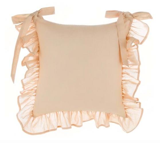 Frill - Copricuscino sedia Sabbia