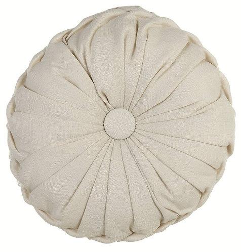 Pastel - Cuscino tondo avorio