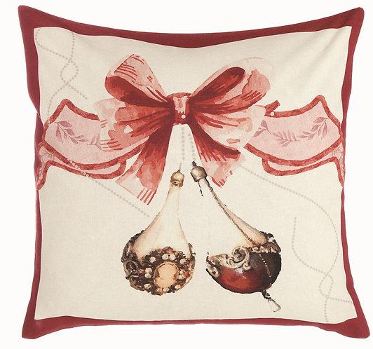 Perle di Natale - Cuscino 45x45