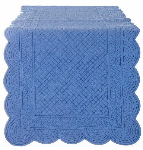 Carmen - Runner azzurro 45x140