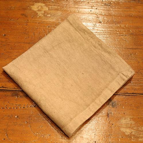 Pan di Lino - Tovagliolo color prugna 40x40
