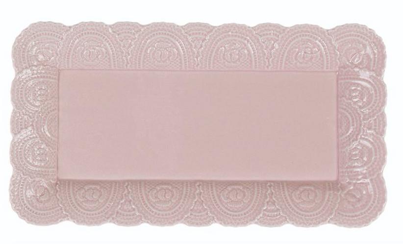 Le Petit Gourmand - Vassoio rosa