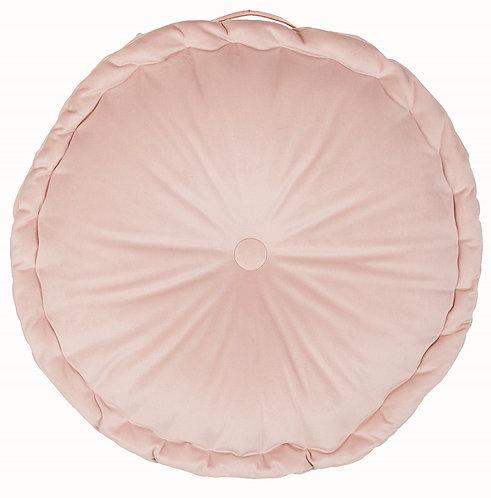 Le Chic - Cuscino tondo rosa
