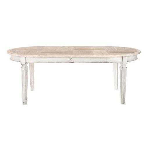 Verbania - Tavolo ovale cm.210