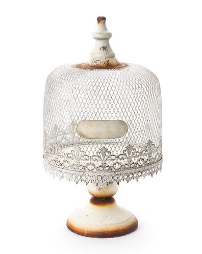 Charlotte - Alzata con campana h.43 cm.