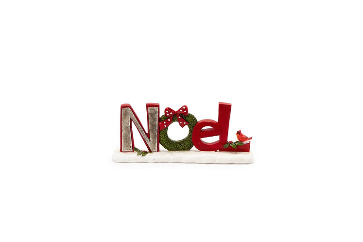 Patch - Scritta Noel 11h