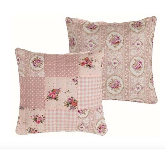 Mirabell - Copri cuscino boutis rosa