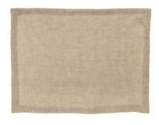 Washed Linen - Tovaglietta sabbia 45x35
