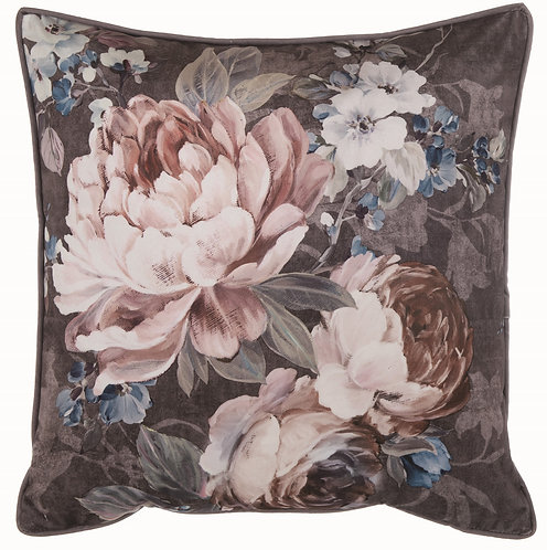 Floral - Cuscino peonie 50x50