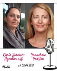 Diana Cyris &  Sylvia Steenken