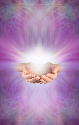 reiki cupped hands lavendar.jpg