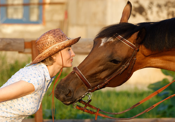 How Horses Transformed My Life - A Lesson in Healthy Boundaries