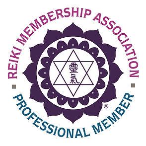 Professional Member Reiki Association