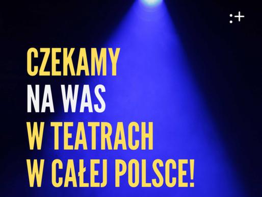 Otwarte teatry w Poznaniu