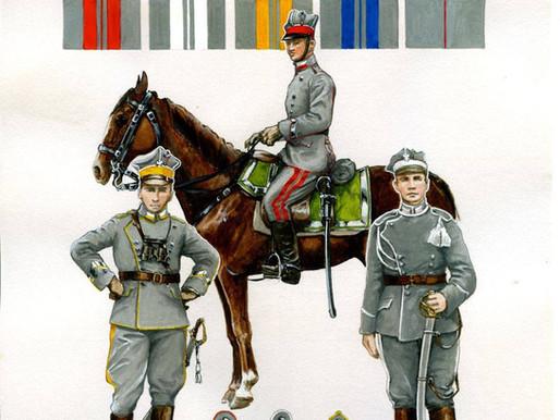 Powstańcze mundury