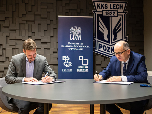 Współpraca UAM i Lecha Poznań?