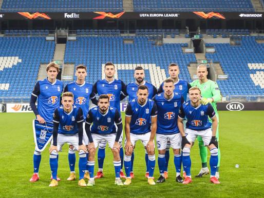 Lech Poznań - Stal Mielec 13.12