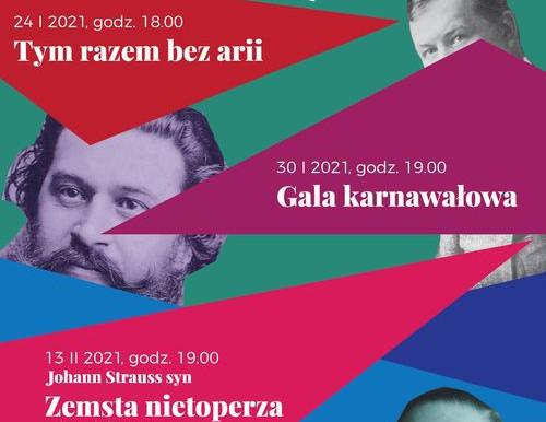Koncerty online w Teatrze Wielkim!