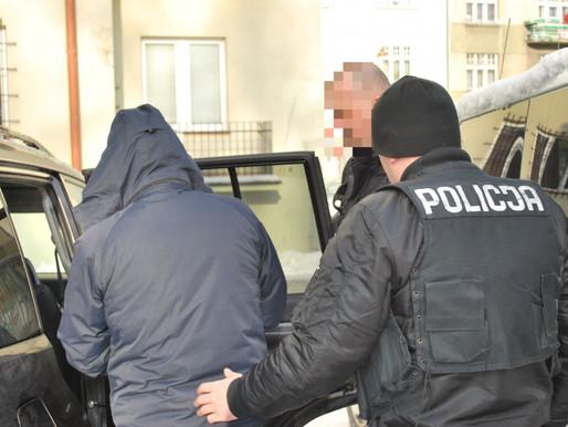 Aresztowany w Kórniku