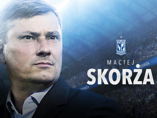 Oficjalnie Skorża trenerem!