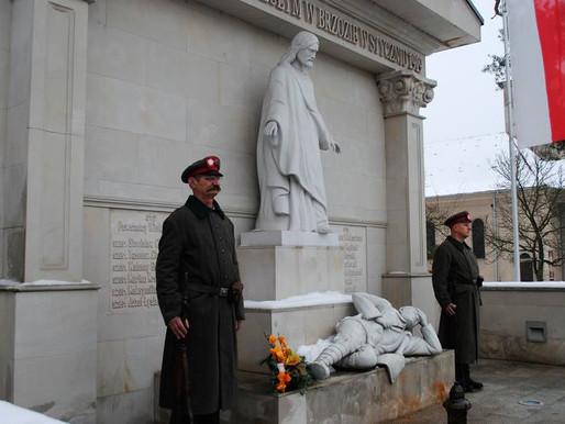 Jarosław Kiliński: Kalendarium powstańcze 20.01.1919