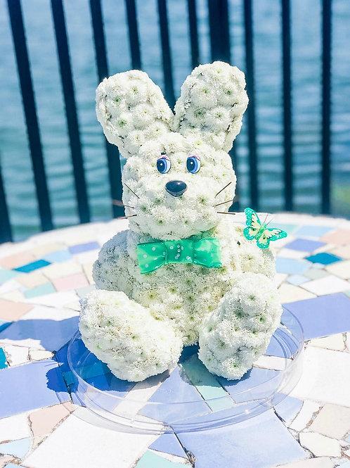 Morning Dream Rabbit Flower Toy