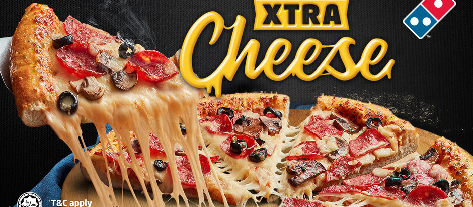 Xtra Cheese Pizza - What Dreams Are Made of