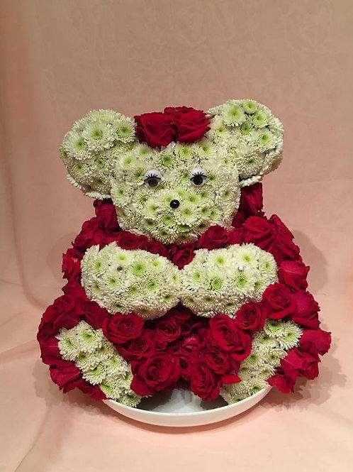 """""""My Valentine"""" Flower Toy"""